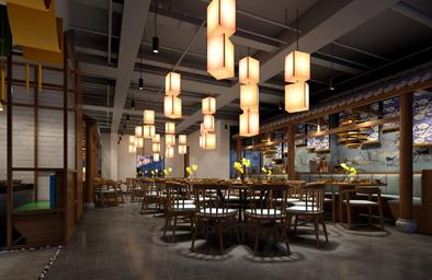 儂廚餐飲品牌空間設計