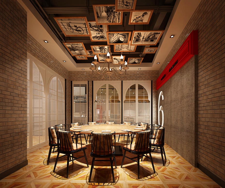 餐飲空間品牌設計公司