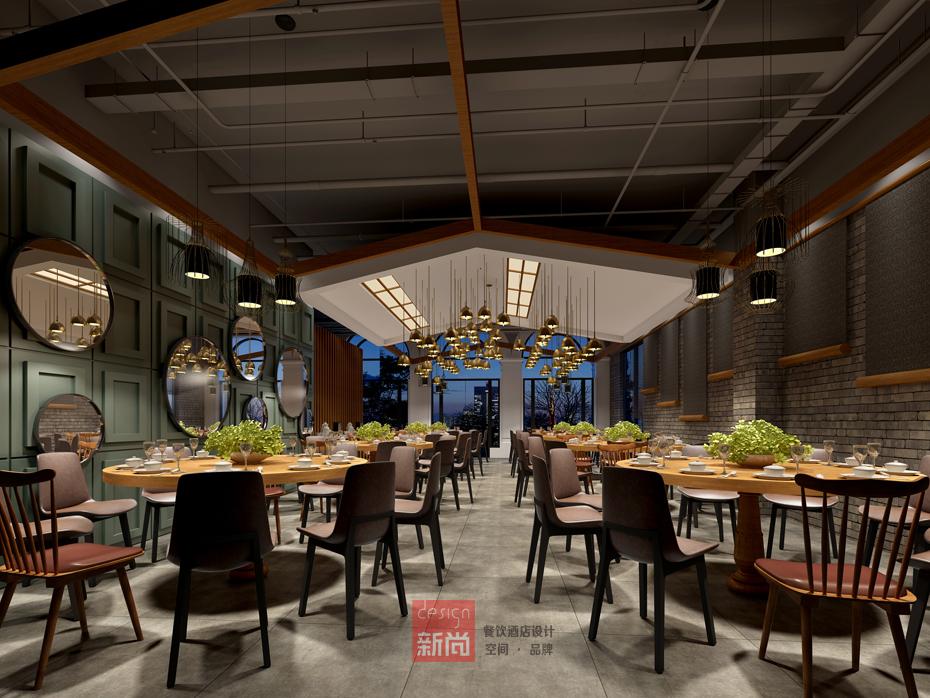 小容璟餐飲宴會廳設計